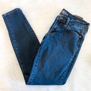 Lucky Brand Jeans Charlie Skinny size 2/26 inch